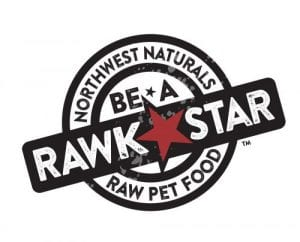 Be a Rawk Star - Northwest Naturals Pet Food Raw Star Logo