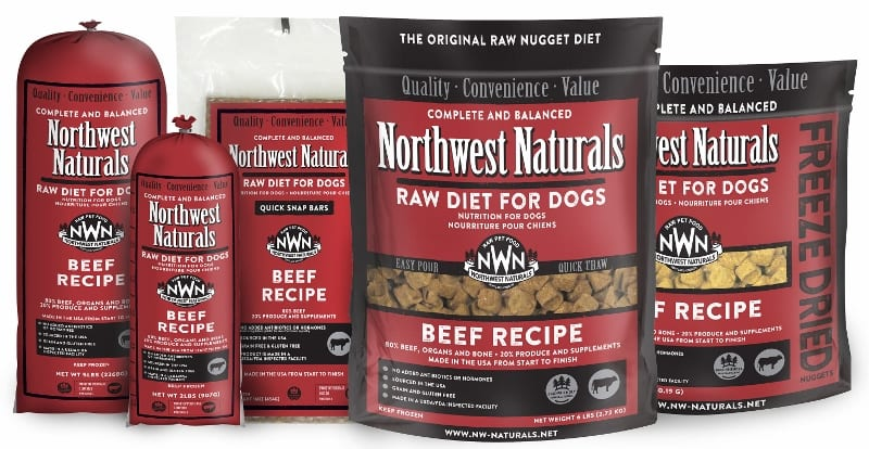 Beef northwest naturals for Freezing fish oil