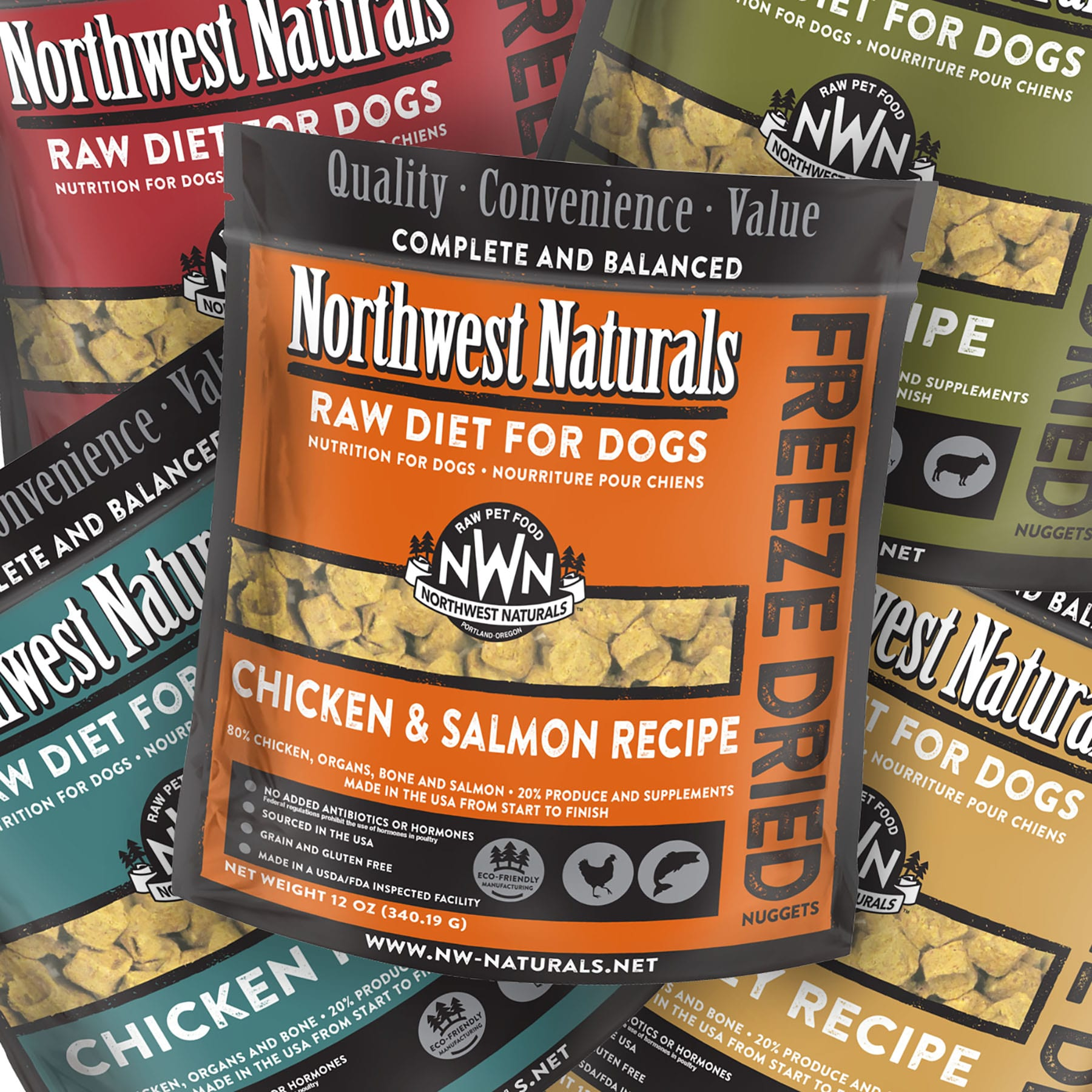 Freeze Dried Diets