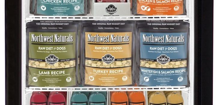 Northwest Naturals Raw Frozen Pet Food Single Freezer