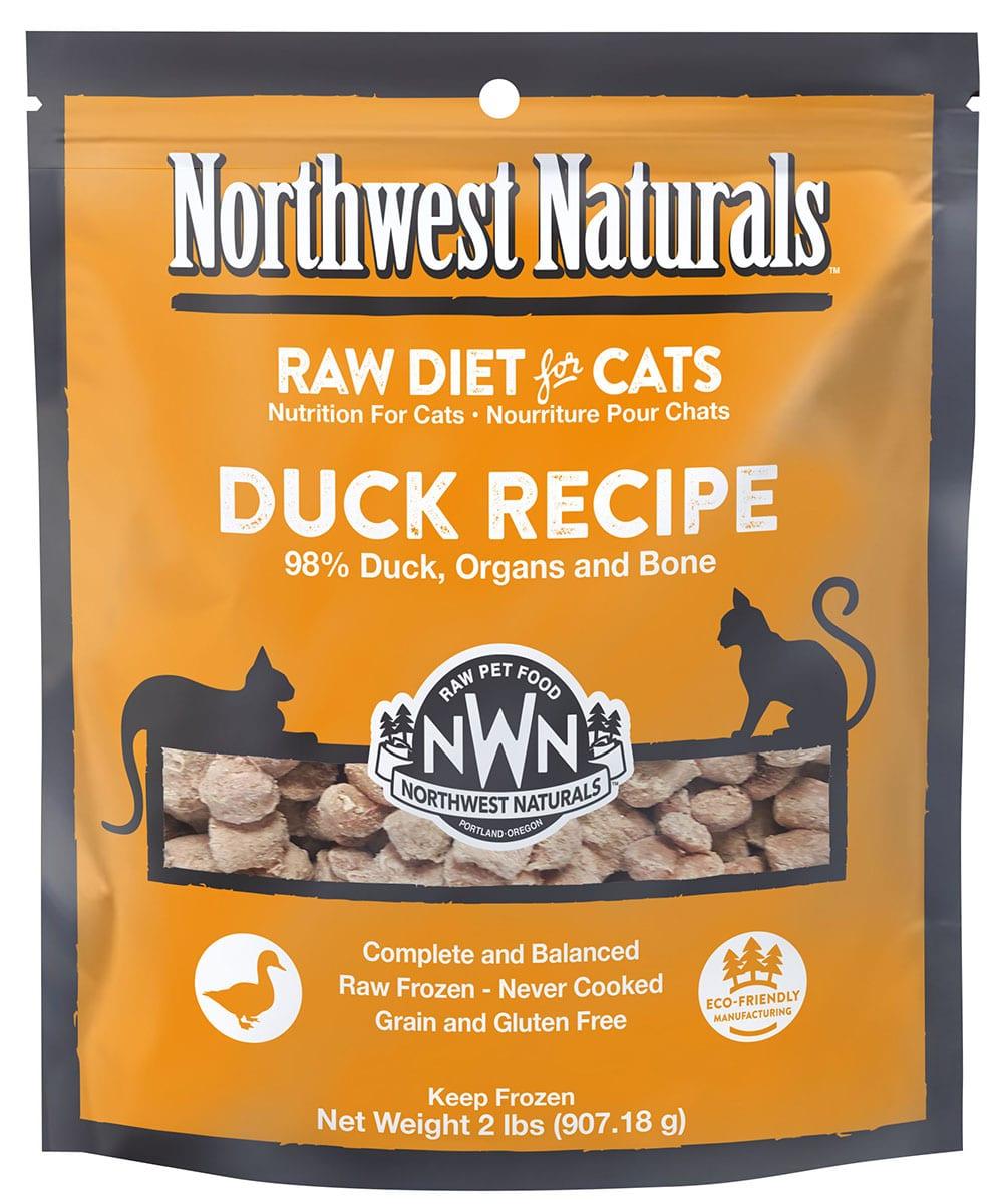 raw duck