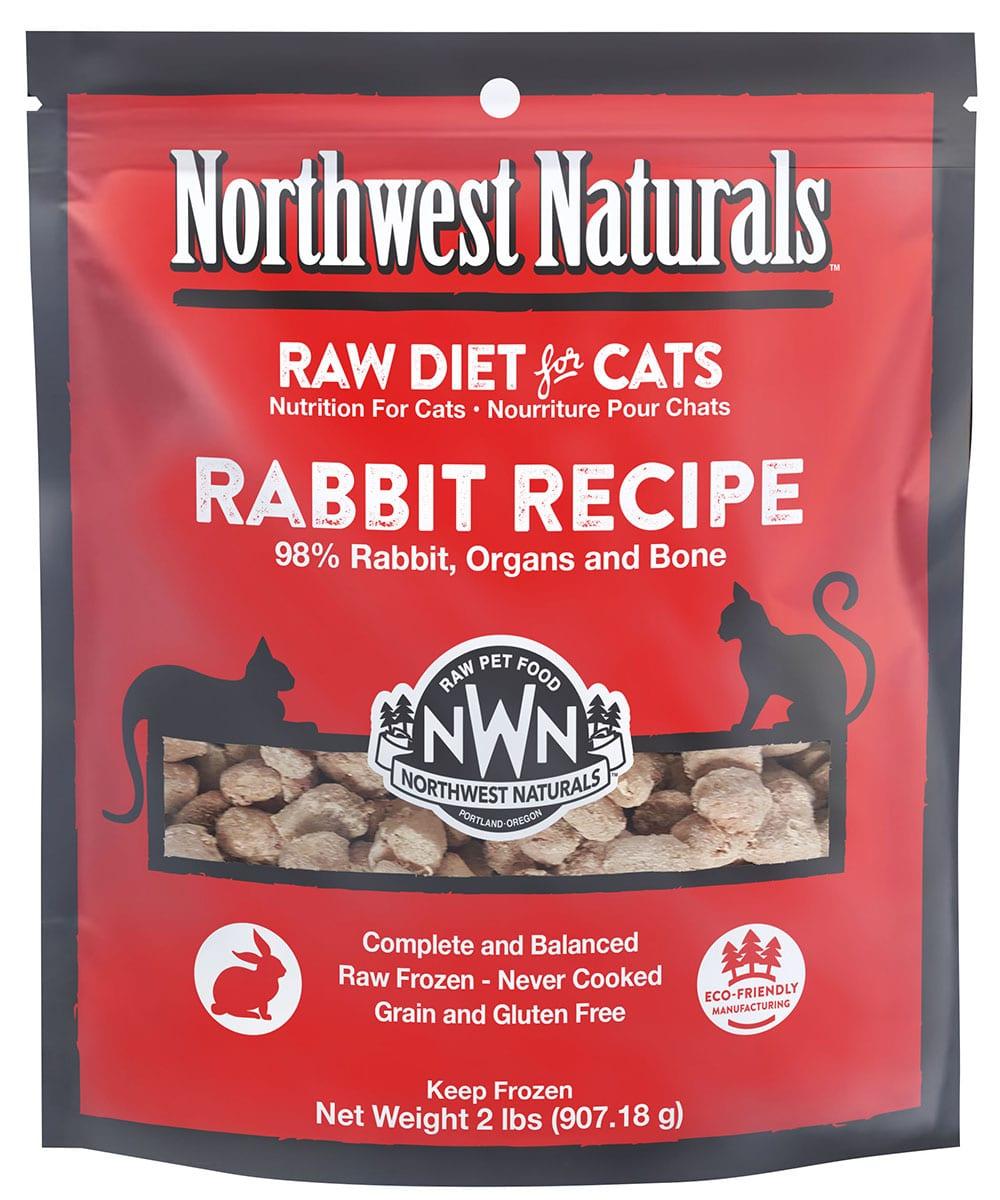 raw rabbit