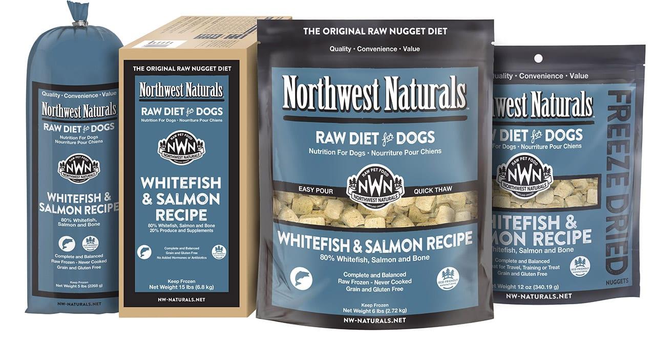 Whitefish Dog Food