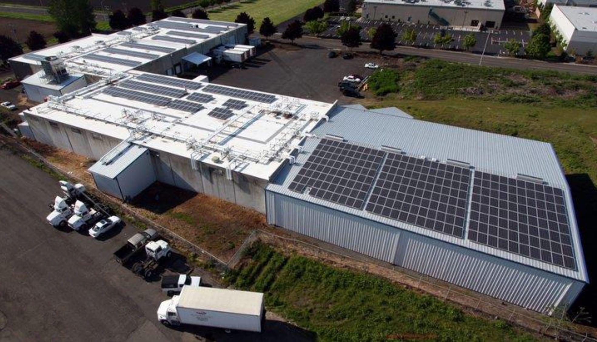 Northwest Naturals Facility in Portland, Oregon