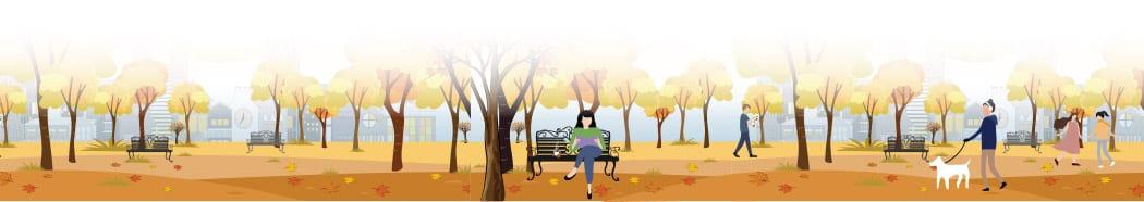 Autumn Dog Walk
