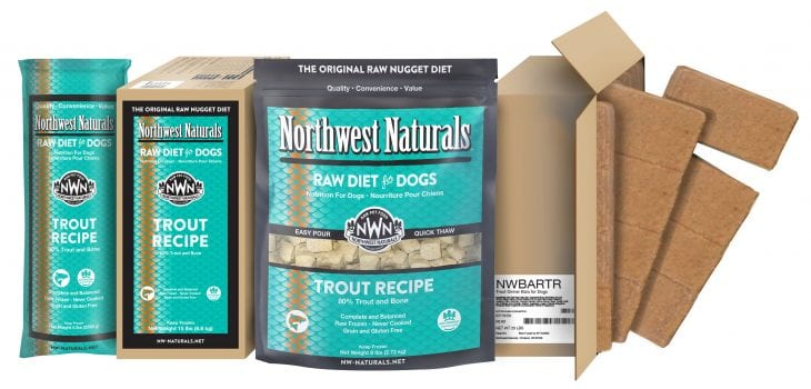 New Trout Recipe Collection from Northwest Naturals