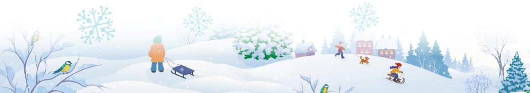 Northwest Winter Wonderland