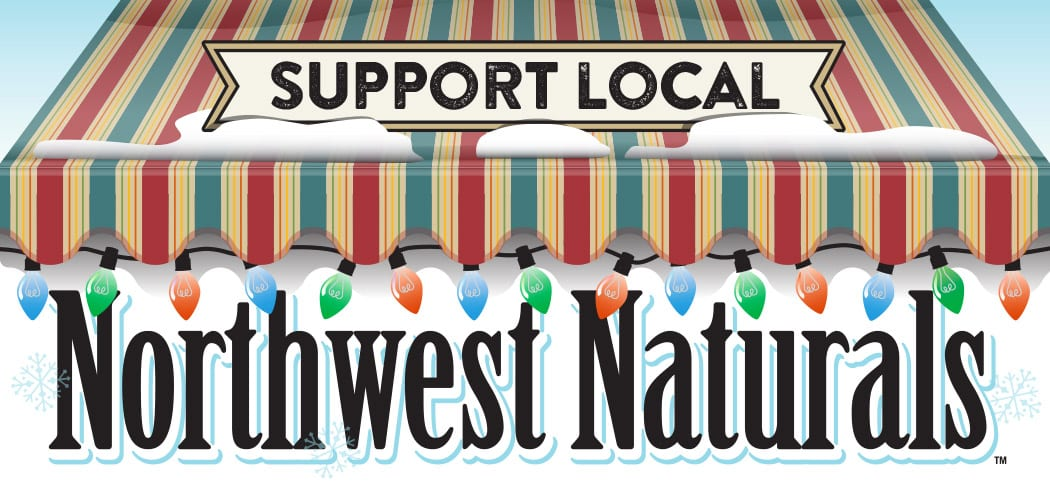 Winter in the Northwest - Support Local