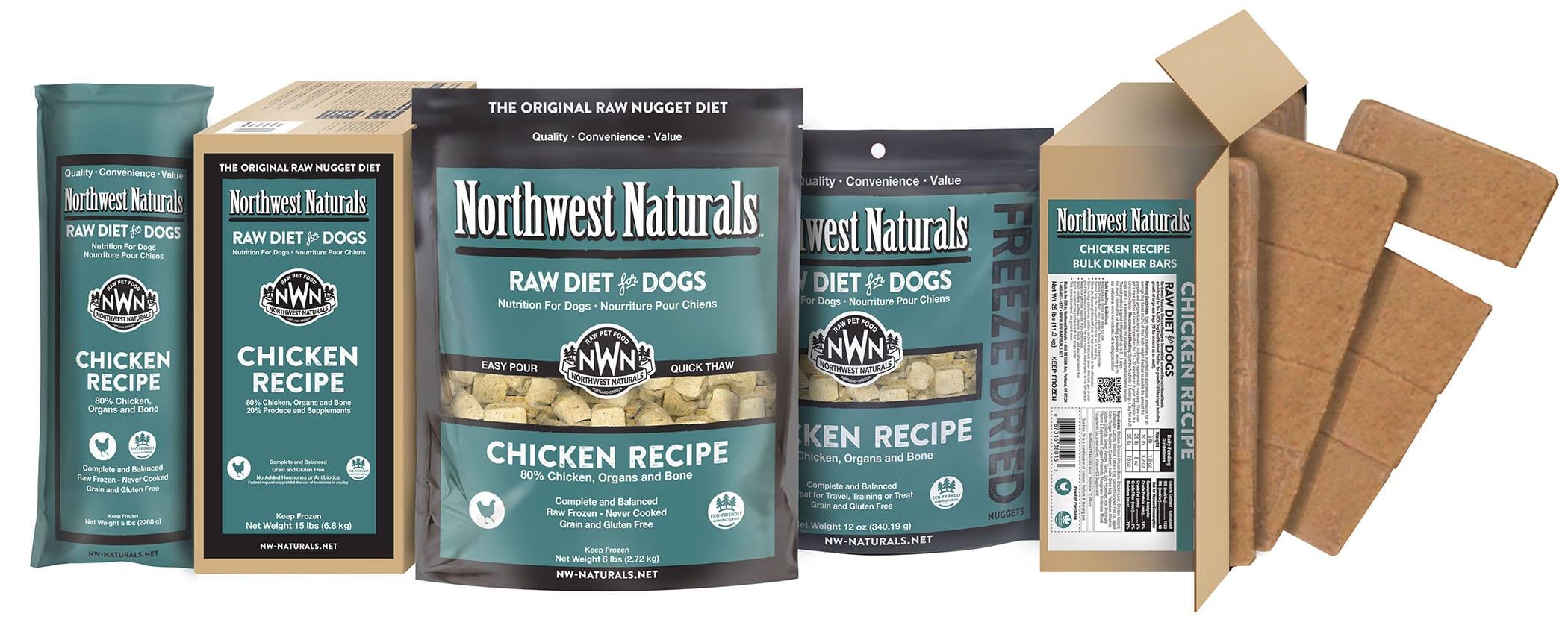 Raw Chicken Recipe