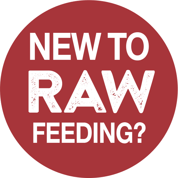 New to raw feeding