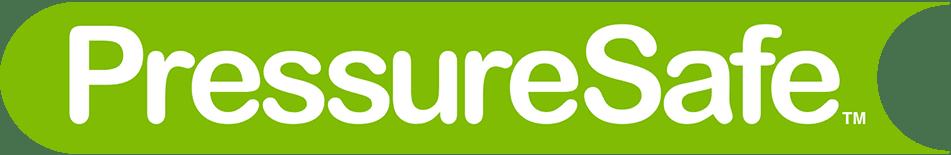 pressure safe logo