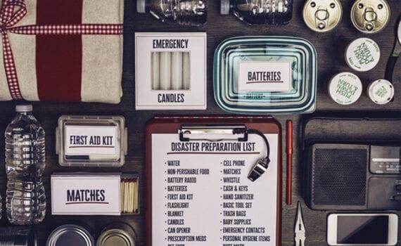 Pet Disaster Survival Kit